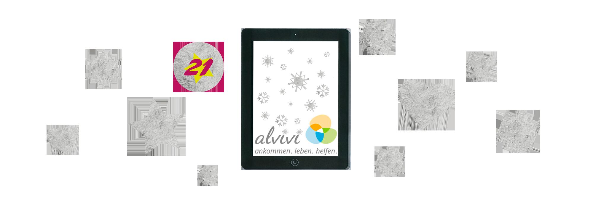 Integration durch praktische Medienarbeit: alvivi